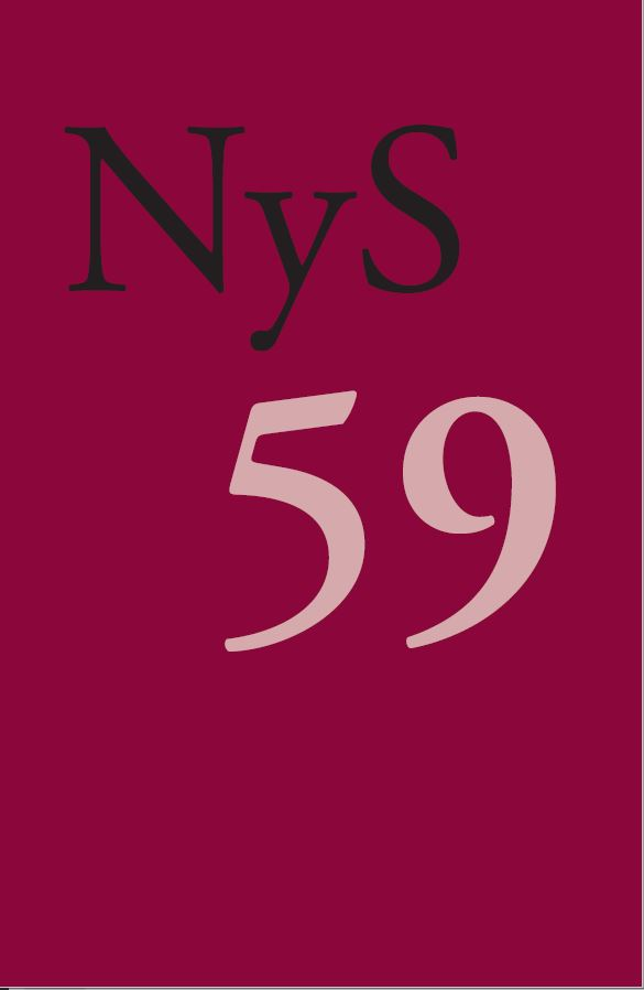 Se Nr. 59 (2021): NyS 59